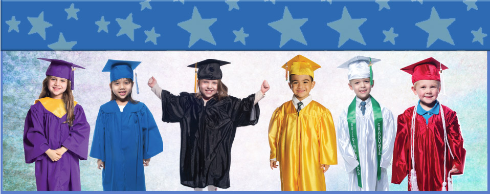 sc 1 st  Lords Wear Pvt Ltd & Childrenu0027s / Kids Graduation Gown and Hat Set with Tassels