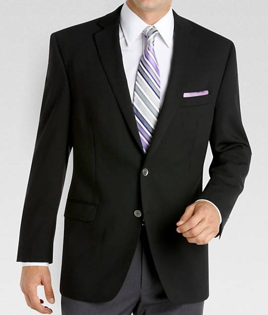 Blazer Jacket Advocate Coat Mens Stylish Office Blazer