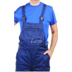 BIB TROUSER WITH ROUND T SHIRT JUMP SUIT