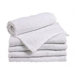 """Spa Salon Towel White 200 GSM  Size 20""""x 40 """" Rs. 62"""