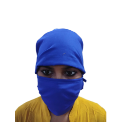 BEST FABRIC DOUBLE LAYER MASK WASHABLE
