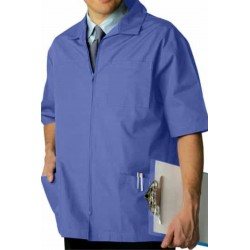 DOCTOR COAT DOCTOR APRON LAB COAT SUPERVISOR COAT SHORT SLEEVE