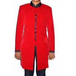 Womens Long Coat Office Wear Party Wear Women Western Wear