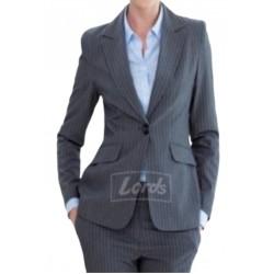Womens Blazer dark Grey Office Wear Party Wear Blazer