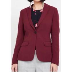 Womens Maroon Blazer Office Wear Party Wear Blazer