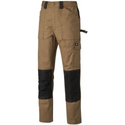 DICKIES MENS BEIGE WORK WEAR TROUSER