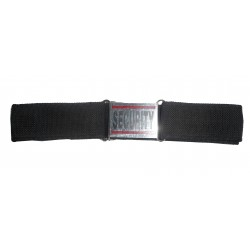 "SECURITY BELT  BLACK  BELT 2.10"" WIDTH BROADER  SECURITY SIZE "" PRICE RS 40 PER PIECE INCLUDES GST & DOOR DELIVERY ANY WHERE IN INDIA."