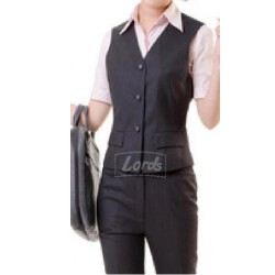 Women's Wear Waist Coat, Trouser, Shirt & Bow Tie ( Colour Available )