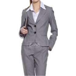 Suit Women's Suit Blazer Trouser & Shirt