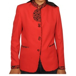 WOMEN'S DESIGNER COAT INDOWESTERN