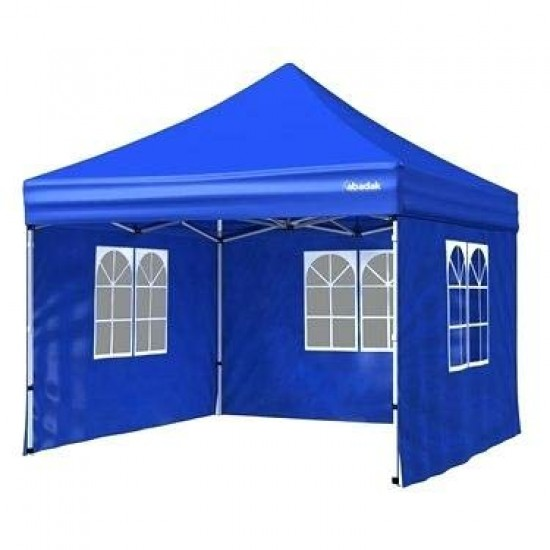 GAZEBO TENT WITH SIDE WALLS & WINDOW, AS PER PICTURE