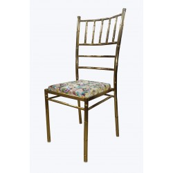 BANQUET CHAIR GOLDEN POLISH LATEST DESIGN IDEAL FOR PARTIES.