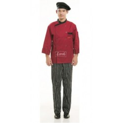 Complete Chef Uniform Full Set - All Three Items as shown