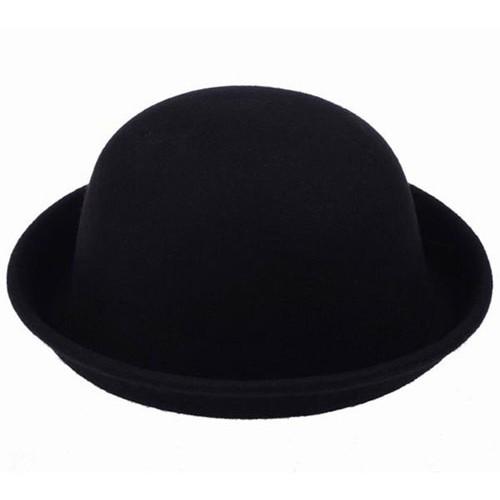 derby dhoom fedora bowler round cap