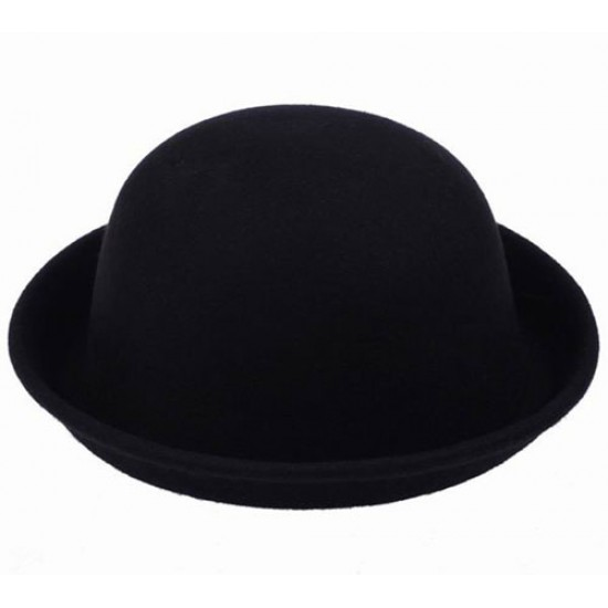 DERBY - DHOOM - FEDORA BOWLER ROUND CAP
