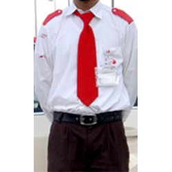 SECURITY DRIVER UNIFORM-WORK WEAR. SHIRT & TROUSER. RS 565. 00 FOR FULL SET
