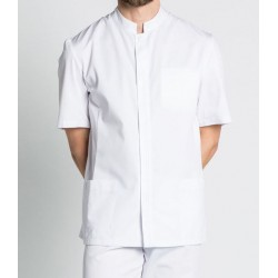 WHITE SAFARI UTILITY UNIFORM - DRIVER - ATTENDANT- SUPERVISOR - OFFICE STAFF UNIFORM