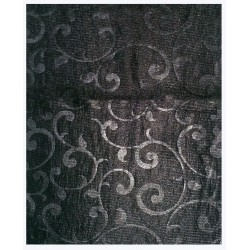 CRUSH JACCORD FABRIC POLYESTER BLENDED