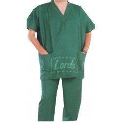 MEDICAL-NURSING-SCRUB SUIT BANDI PAYJAMA. PRICE RS 425 INCLUDING GST & DOOR DELIVERY ANYWHERE IN INDIA.