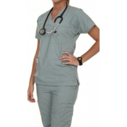 MEDICAL-NURSING-SCRUB SUIT BANDI PAYJAMA. PRICE RS 445 INCLUDING GST & DOOR DELIVERY ANYWHERE IN INDIA.