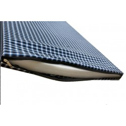 "CHEAP MATTRESS THIN FOLDABLE SIZE 48"" X 75"" THICKNESS 60MM APPROX 2.5 MM"
