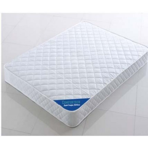 Mattress Brand Comfurtech Thickness 5 Single Bed Size 36 X 72 Rs 5850
