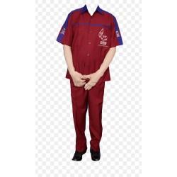 HP Gas Vendor Uniform. with P Cap Complete set Rs 599