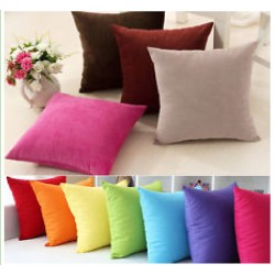 """CUSHIONS SIZE 16""""x16"""" 400 GSM."""