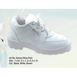 "SHOE ADDISON ""SPORT WHITE SHOE"""