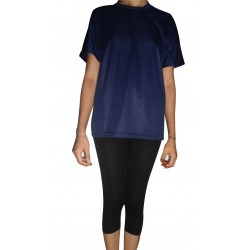 SWIMMING COSTUME FEMALES- T SHIRT WITH LEGGING  WITH DIFFERENT  DESIGN & COLOURS.