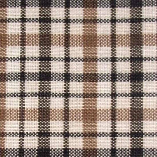"""SUITING TRENDY  CHECK TABLE CLOTH . PC BLENDED YARN DYED SUITING. SUZUKI MILLS 58"""" WIDTH. RS 75 PER MTS. FREE DOOR DELIVERY ANYWHERE IN INDIA. ALL INCLUSIVE"""