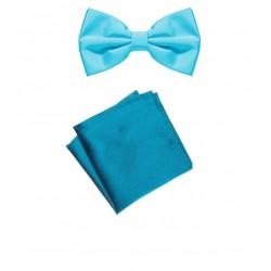 MEN'S TIE COMBO SET. 6 Pcs NECK TIE- 3 Pcs Bow Tie- 3 Pcs Pocket squares 1 Suspender . TOTAL 13 Pcs Packed in A Elegant Box