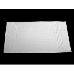 "Hand Towel White premium 120 GM SIZE 16"" x 24"" RS. 37"