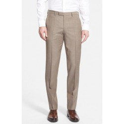 Trouser Pant Men's Formal Non Pleated