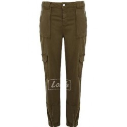 TROUSER WOMEN'S CARGO TROUSER (COLOR AVAILABLE)