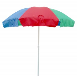 UMBRELLA GARDEN-BEACH-SUN PROTECTION-SALES DEMO UMBRELLA 6 FEET DIA