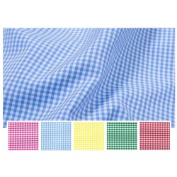BED SHEET SIYARAM CHECK SINGLE BED SIZE 60 X 90