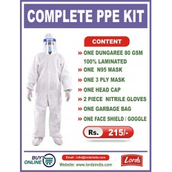 COMPLETE PPE KIT