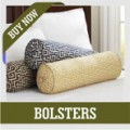 PILLOWS & BOLSTERS