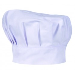 CAP CHEF HIGH QUALITY CAP | MILL MADE BLENDED FABRIC