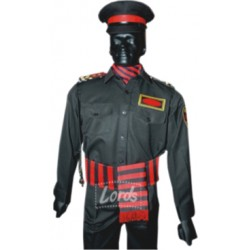 SECURITY DRIVER UNIFORM-WORK WEAR. SHIRT & TROUSER. RS 565 PER SET