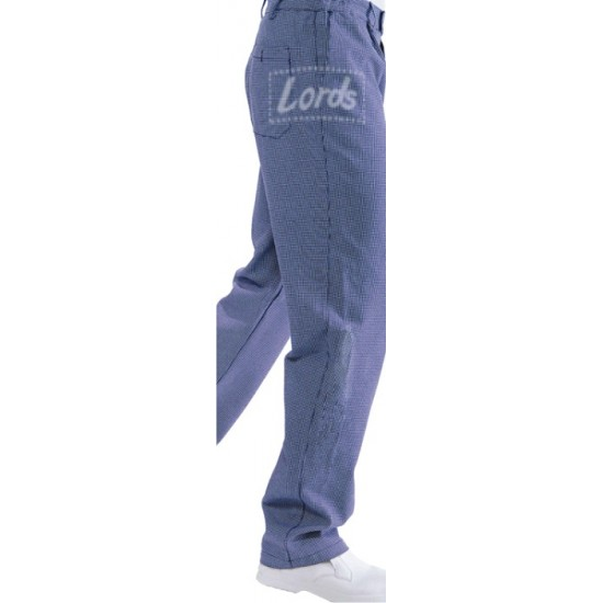 MENS CHEF TROUSER, PLEATED, PRICE RS. 300 INCLUDES GST & DOOR DELIVERY ANY WHERE IN INDIA