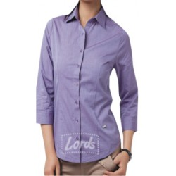 SHIRT WOMEN'S FORMAL SHIRT BLENDED COTTON