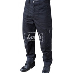 MEN'S WORK WEAR CARGO BLENDED COTTON TROUSER